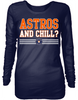 Astros and Chill?