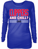 Clippers and Chill?