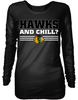 Blackhawks and Chill?