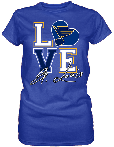 Love - St. Louis Blues