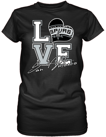 Love - San Antonio Spurs