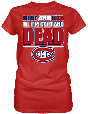 Dead Cold Canadiens