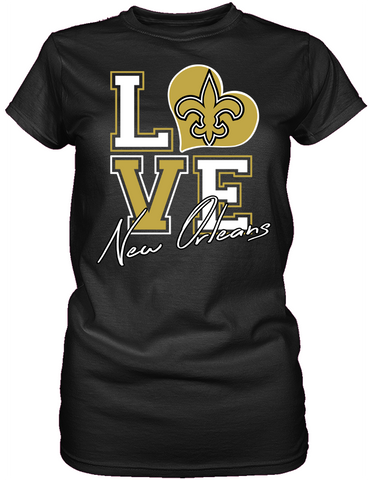 Love - New Orleans Saints