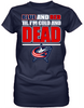Dead Cold Blue Jackets