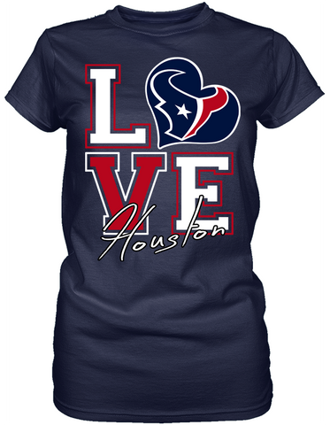Love - Houston Texans
