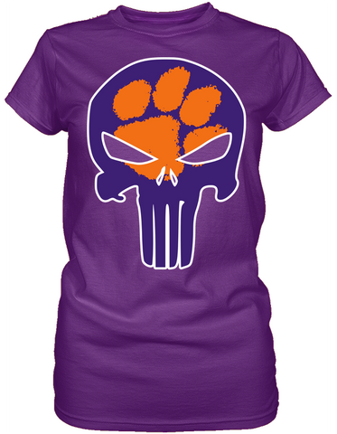Clemson Tiger Punisher