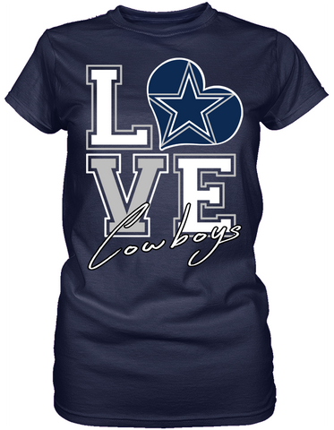 Love - Dallas Cowboys