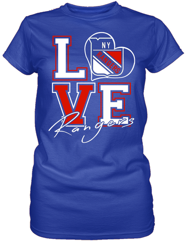 Love - New York Rangers
