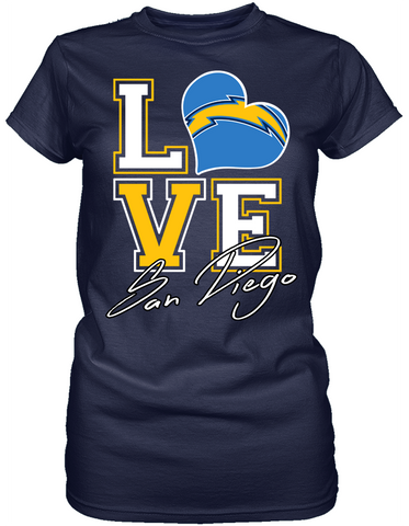 Love - San Diego Chargers