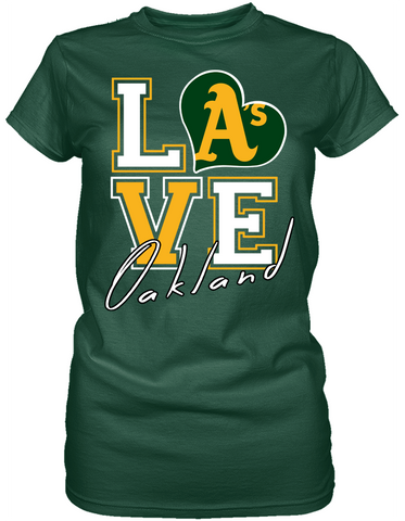 Love - Oakland Athletics