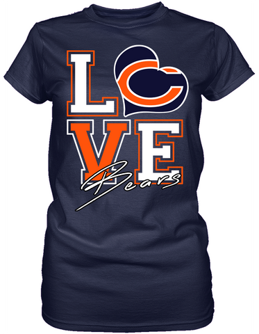 Love - Chicago Bears