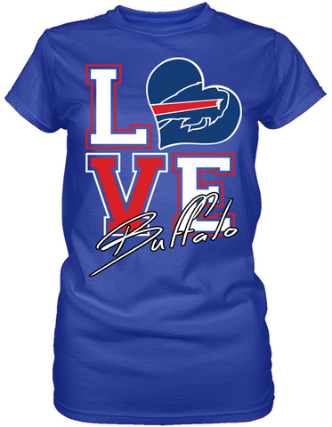 Love - Buffalo Bills