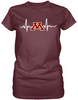 Minnesota Golden Gophers Heartbeat