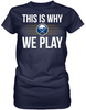 This is Why We Play - Buffalo Sabres
