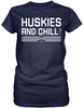 Huskies and Chill?