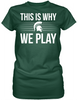 This is Why We Play - Michigan State Spartans