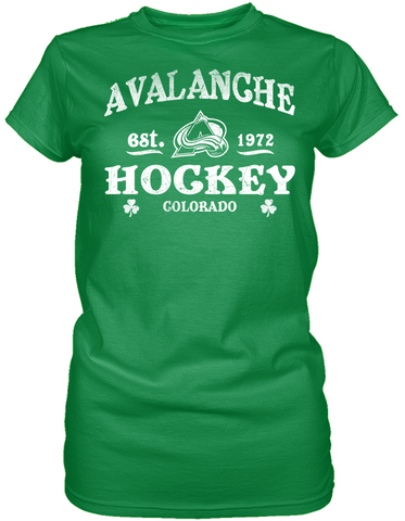 Colorado Avalanche - St. Patrick's Day Blarney