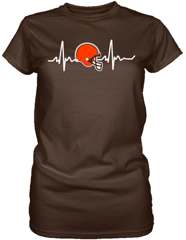 Cleveland Browns Heartbeat