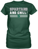 Spartans and Chill?