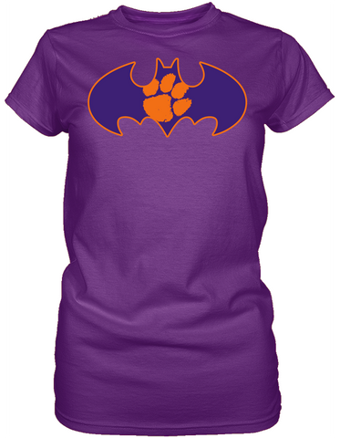 Batman - Clemson Tigers
