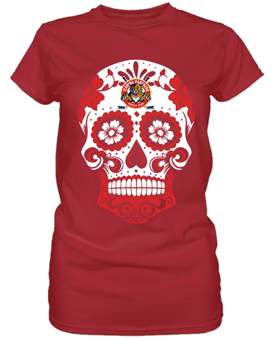 Florida Panthers - Skull