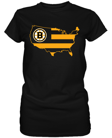 Boston Bruins - Broad Stripes