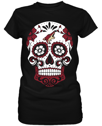 Arizona Coyotes - Skull