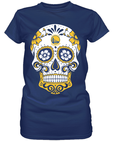 Golden State Warriors - Skull