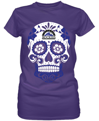 Colorado Rockies - Skull