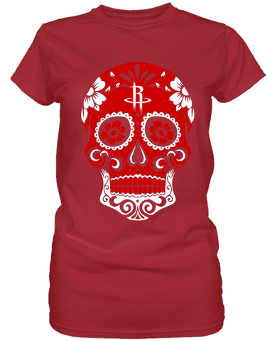 Houston Rockets - Skull