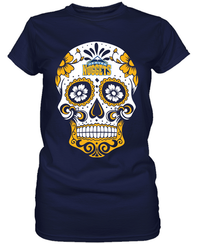 Denver Nuggets - Skull