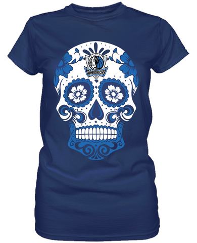Dallas Mavericks - Skull