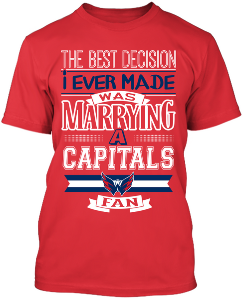 Washington Capitals Best Decision