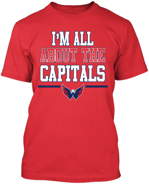 I'm All About The Washington Capitals