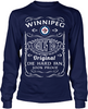 Winnipeg Jets Die Hard Fan