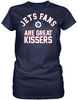Winnipeg Jets Are Great Kissers
