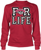 For Life - Wisconsin Badgers