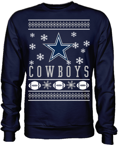 Dallas Cowboys Holiday Sweater