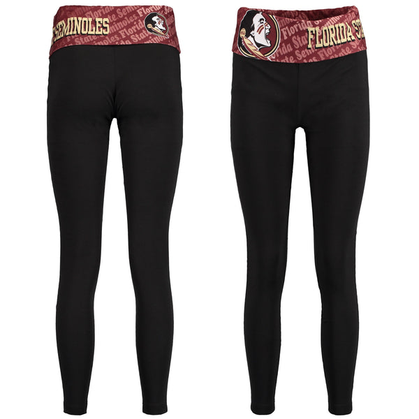 Florida State Seminoles Cameo Knit Leggings