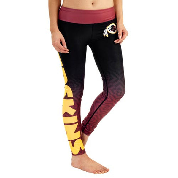 Washington Redskins Gradient Print Leggings