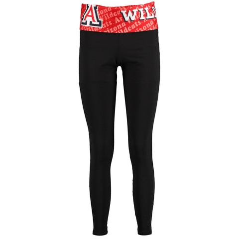 Arizona Wildcats Cameo Knit Leggings