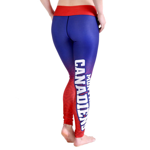 Love Montreal Canadiens Leggings