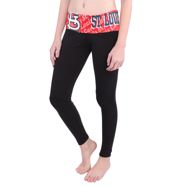 St. Louis Cardinals Cameo Knit Leggings