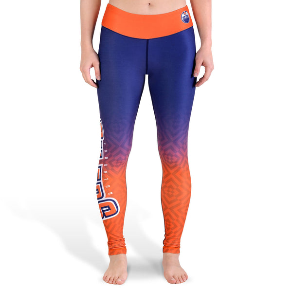 Love Edmonton Oilers Leggings