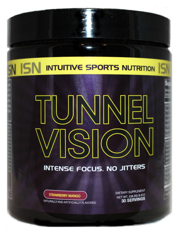 tunnel vision pre workout