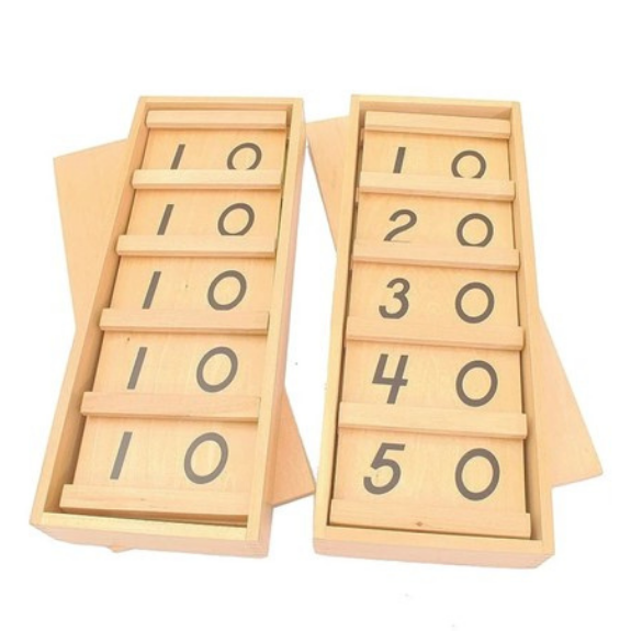 Teens & Tens Boards Set