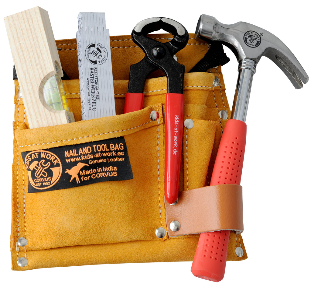 Child's 5 Piece Tool Belt