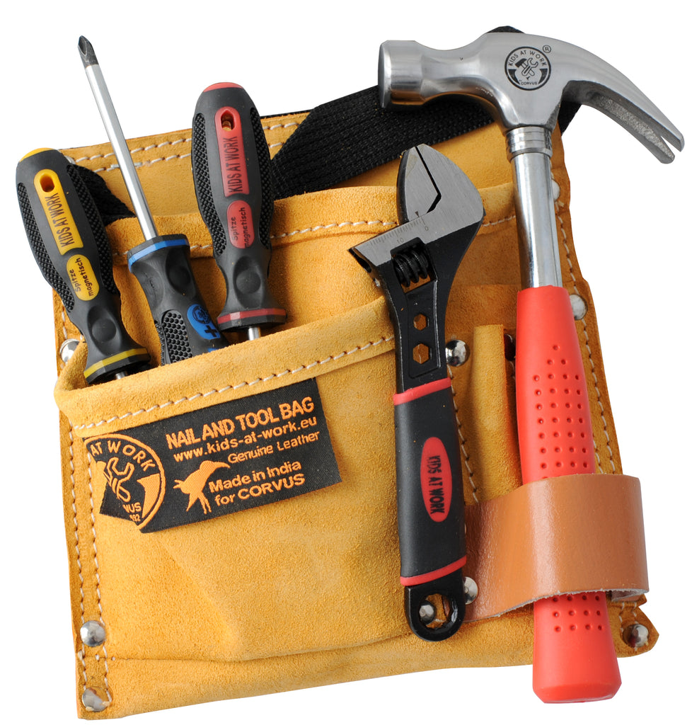 Child's 6 Piece Tool Belt