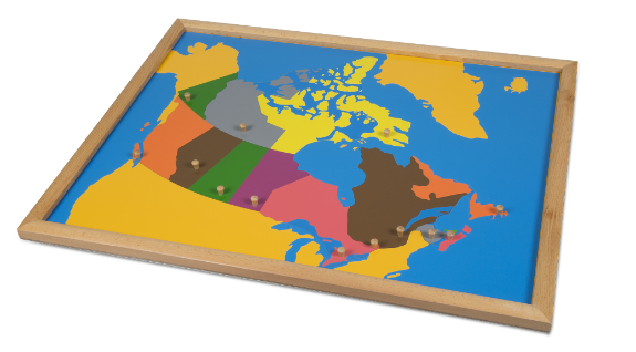 Map Of Canada Puzzle.Canada Puzzle Map