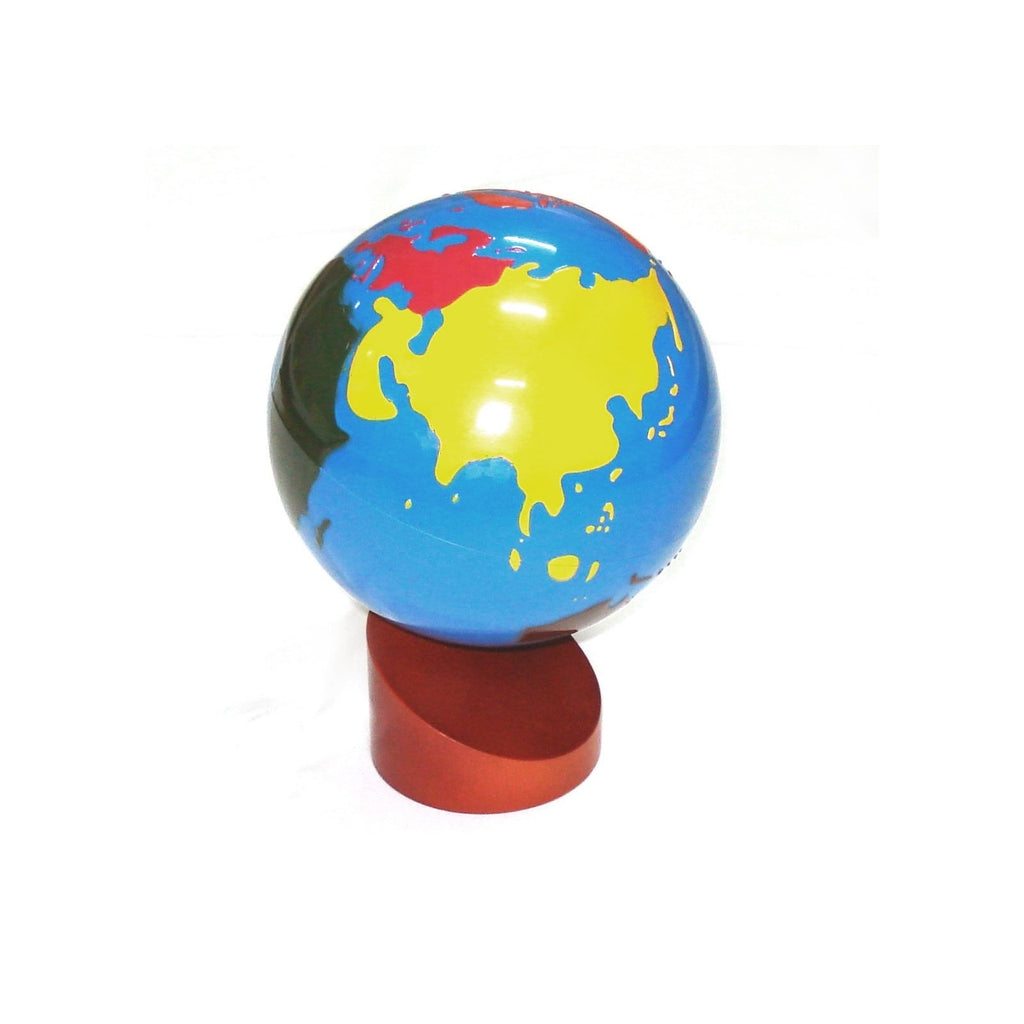 Globe Of The Continents